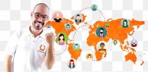 Social Media - Social Media Strategic Communication Infographic Marketing PNG