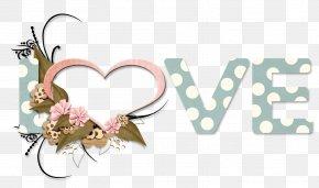 Succulent Border - Love Heart PNG