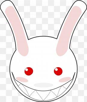 Rabbit - Rabbit Easter Bunny Clip Art PNG