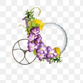 Flower - Floral Design Flower Purple PNG