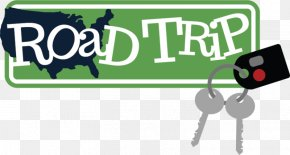 January Title Cliparts - Road Trip Clip Art PNG