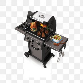 Barbecue - Barbecue Grilling Rotisserie Broil King Regal S440 Pro Gasgrill PNG