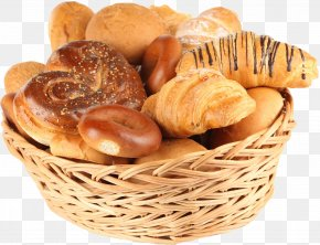 Bread - The Basket Of Bread Bakery PNG
