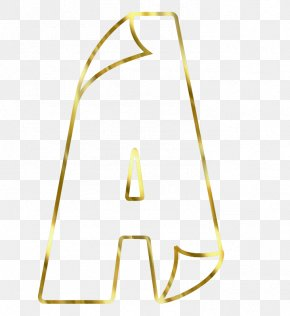 Gold Letter E - Alphabet Yellow Font Letter Gold PNG