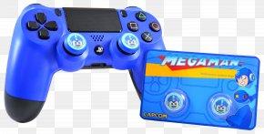 Joystick - Mega Man PlayStation 3 PlayStation 4 Wii U Video Game Consoles PNG