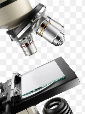 Creative Microscope - Optical Microscope PNG