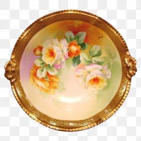 Plate - Plate Porcelain Platter Ceramic Tableware PNG
