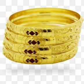 Jewellery - Bangle Battulaal Prayag Narayan Jewellers Jewellery Kumauni People Gold PNG