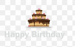 Cake - Birthday Cake Chocolate Cake Cupcake Wedding Cake Ice Cream Cake PNG