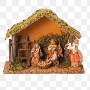 Willow Tree Nativity - Nativity Scene Manger Christmas Day Willow Tree Figurine PNG