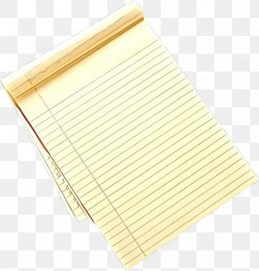 Index Card Paper - Yellow Beige Paper Product Paper Index Card PNG