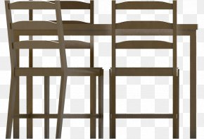 Brown Table - Table Shelf Bookcase Dining Room Matbord PNG
