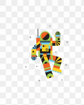 Astronaut - Astronaut Printmaking Art Graphic Design Illustration PNG