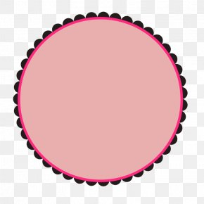 Round Cliparts Doodle - Borders And Frames Picture Frames Clip Art PNG