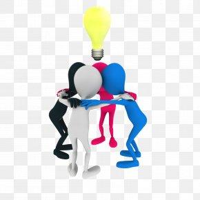 Marketing - Brainstorming Idea Creativity Clip Art PNG