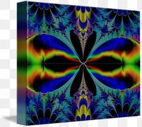 Bright Colors - Modern Art Color Fractal Art Contemporary Art PNG