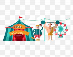 Acrobatics Circus - Circus Download Adobe Illustrator PNG