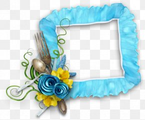 Flower - Picture Frames Borders And Frames Flower Photograph PNG