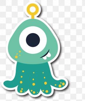 Alien - Alien Extraterrestrial Intelligence Cartoon Monster PNG