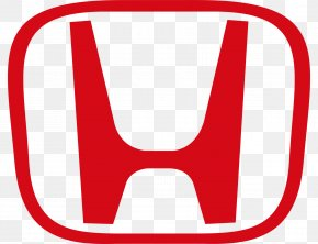 Honda H Symbol - Honda Logo Car Honda Today Honda NSX PNG
