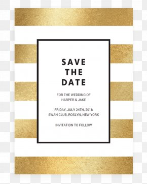 Save The Date - Save The Date Etsy Craft Yellow Gold PNG