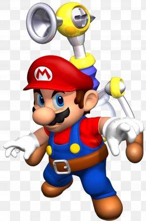 Mario PNG - Super Mario Sunshine Super Mario World 2: Yoshi's Island Super Mario 64 Super Mario Bros. PNG