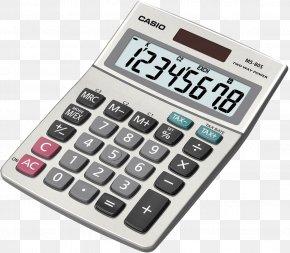 Calculator Image - Calculator Casio BASIC PNG