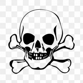 Skull - Skull And Crossbones Drawing Phantom F. Harlock II Death PNG