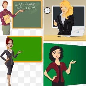 Teacher Material Free Download - School Teacher Teachers Day PNG