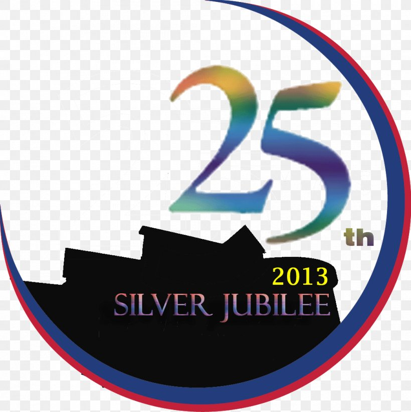 Logo Brand Silver Jubilee Font Png 1045x1049px Logo Area