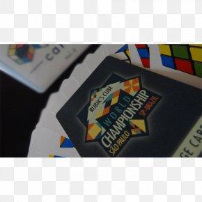 Cube - Rubik's Cube Magic Playing Card Game PNG