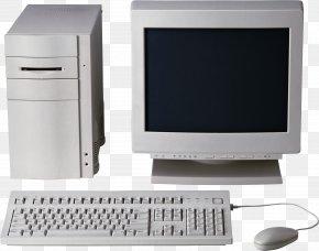 Computer Desktop PC - Desktop Computer Personal Computer Laptop PNG