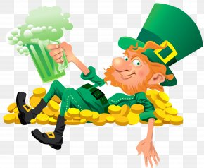Saint Patrick's Day - Ireland Leprechaun Saint Patrick's Day Clip Art PNG