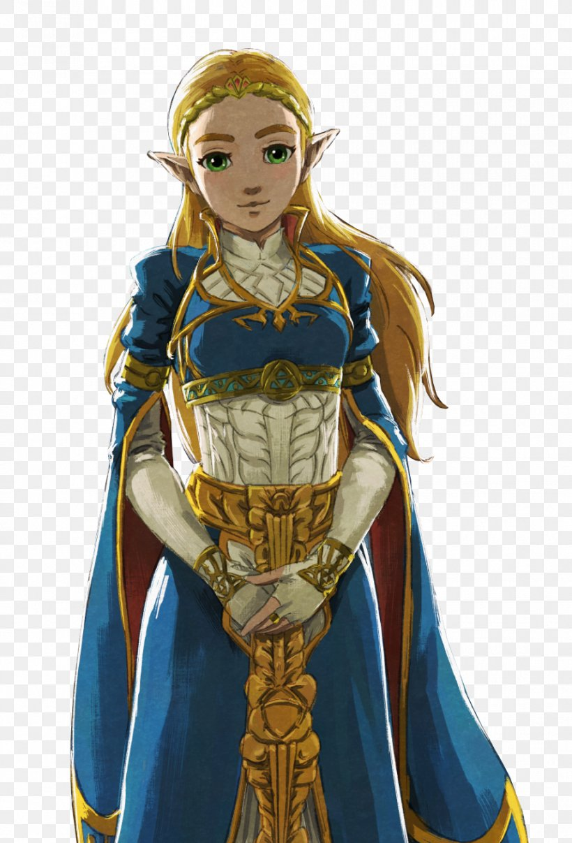 The Legend Of Zelda Breath Of The Wild Princess Zelda The