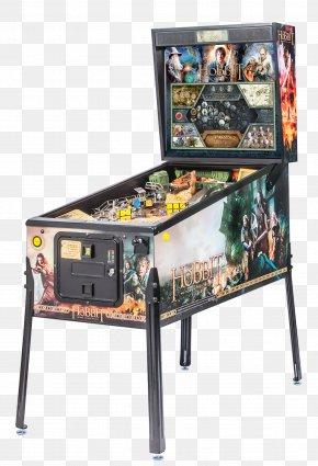 Pinball - The Pinball Arcade Arcade Game Stern Electronics, Inc. The Hobbit PNG