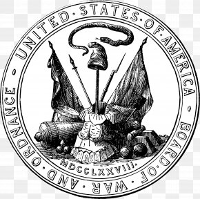Seal - United States Department Of War Ordnance Corps Board Of War Great Seal Of The United States PNG