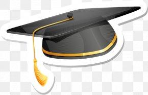 Bachelor Cap - Bachelors Degree Doctorate Hat Academic Dress PNG