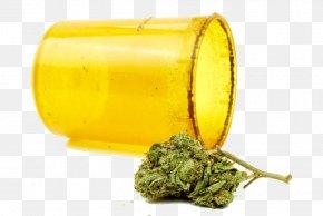 Marijuana And Containers - Cannabis Sativa Marijuana Hash Oil Joint PNG