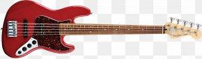 Bass Guitar - Fender American Elite Jazz Bass V Fender Jazz Bass V Fender Deluxe Active Jazz Bass Fender Musical Instruments Corporation Bass Guitar PNG
