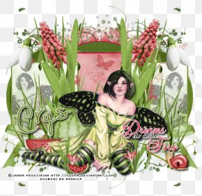 Creative Watermelon - Floral Design Fairy Flowering Plant PNG