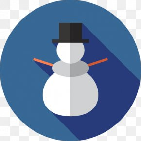 Snowman 3D Shapes - Euclidean Vector PNG