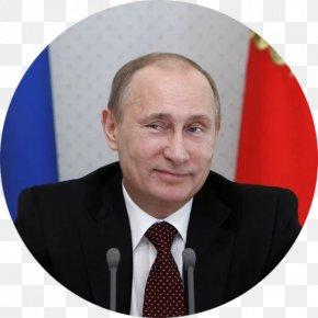 Vladimir Putin - Vladimir Putin President Of Russia United States PNG