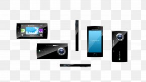 Black Phone - IPhone 7 Sony Ericsson C905 Samsung Galaxy Note Blu-ray Disc Sony Mobile PNG