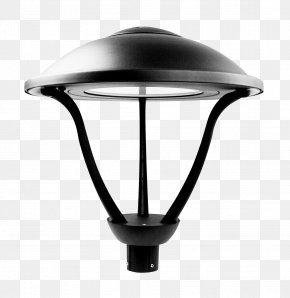 Street Lamp - Light Fixture Street Light LED Lamp Landscape Lighting PNG