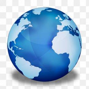 Earth - Web Browser Microsoft Clip Art PNG