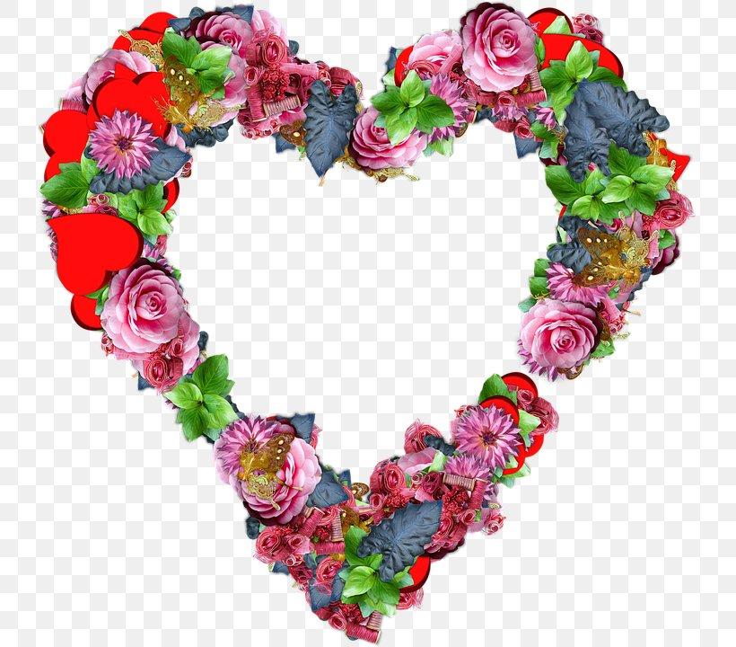 Flower Heart, PNG, 739x720px, Flower, Artificial Flower, Cut Flowers, Floral Design, Floristry Download Free
