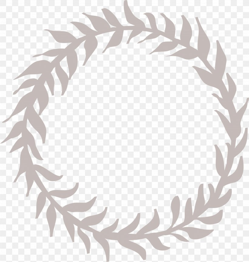 Laurel Wreath Clip Art, PNG