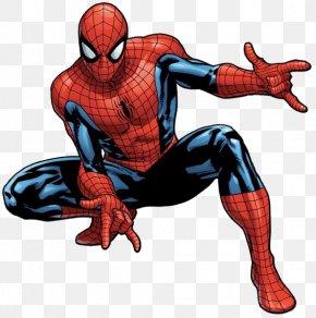 Spider-Man Transparent - Spider-Man American Comic Book Superhero PNG