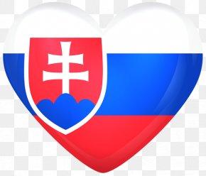Flag - Flag Of Slovakia National Flag Flag Of The Czech Republic PNG