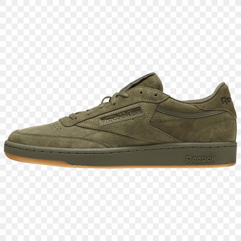 Sneakers Reebok Classic Shoe Suede, PNG, 1200x1200px